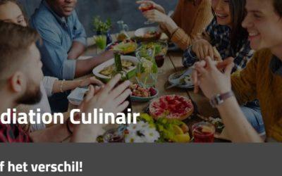 Nieuw: Mediation Culinair