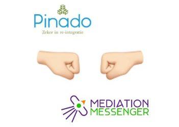 Pinado nieuwe partner van MediationMessenger